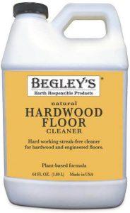 Begley's Best Earth Responsible Hardwood Floor Cleaner