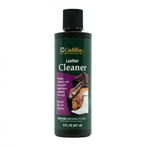 Cadillac Leather Cleaner