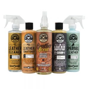 Chemical Guys HOL_113 Leather Lovers Kit