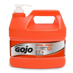 GOJO NATURAL ORANGE Pumice Industrial Hand Cleaner