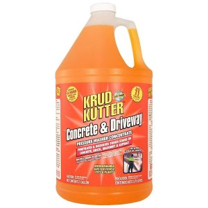 Krud Cutter Concrete & Driveway Pressure Washer Concentrate – Best degreaser for oil on concrete