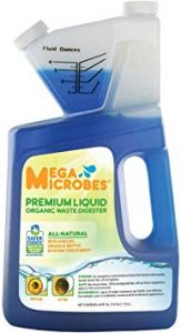 MegaMicrobes Drain Cleaner