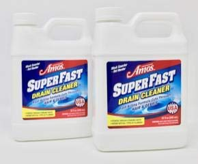Professor Amos' SuperFast Drain Cleaner