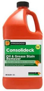 Top 6 Best Concrete Oil Stain Removers