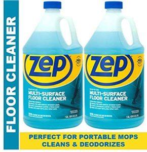 Zep multi-surface floor cleaner