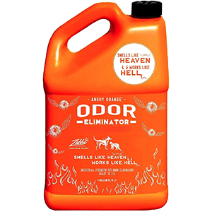 ANGRY ORANGE Ready-to-Use Citrus Pet Odor Eliminator
