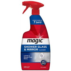 Magic Shower Glass & Mirror Cleaner