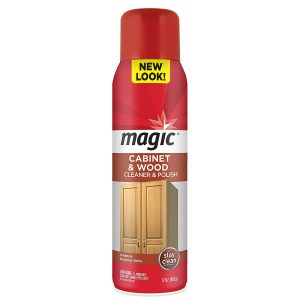 Magic Wood Deep Cleaner and Polish