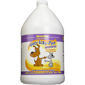 Mister Max Unscented Anti Icky Poo Odor Remover
