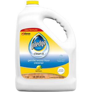 Pledge Wood Floor Cleaner Liquid