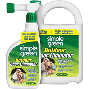Simple Green Outdoor Odor Eliminator