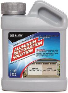 AL-NEW Aluminum Restoration Cleaning Solution