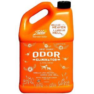 ANGRY ORANGE Ready-to-Use Citrus Pet Odor Eliminator Pet Spray
