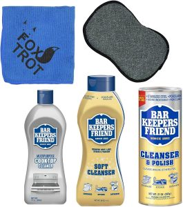 Bar Keepers Friend Trio Mega Bundle