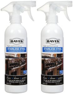 Bayes High-Performance Stainless Steel Cleaner