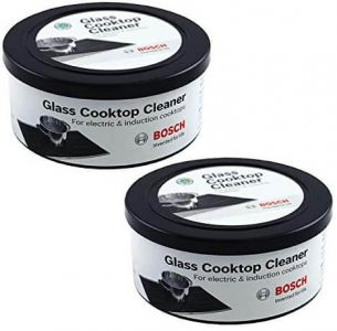 Bosch glass cooktop cleaner