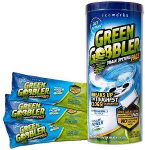Green Gobbler DRAIN OPENER PACS