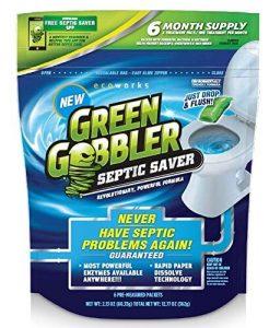 Green Gobbler Septic Saver Enzyme Packs