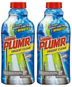 Liquid-Plumr Pro-Strength Clog Remover