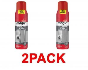 Magic Stainless Steel Cleaner