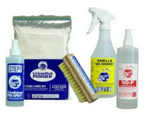 Planet Urine Small Hard Surface Cleaning Kit II