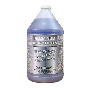 Quality Chemical Aluminum Cleaner & Brightener & Restorere