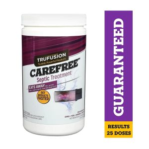 Trufushion Carefree Septic Treatment