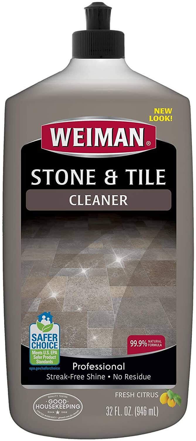 Weiman Stone Tile and Laminate Cleaner