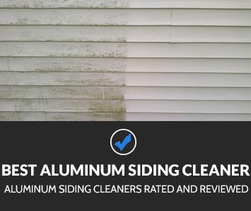 Best Aluminum Siding Cleaner
