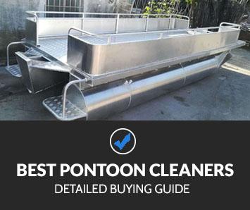 Best Pontoon Cleaner