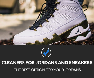 Best Shoe Cleaner for Jordans and Sneakers