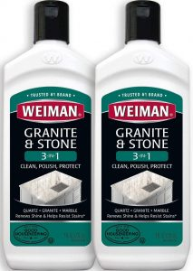 Weiman 3 in 1 Stone Cleaner