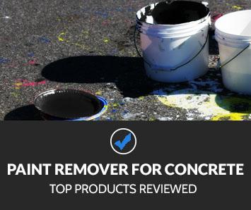 Best Paint Removers for Concrete
