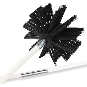 Holikme 25 Feet Dryer Vent Cleaning Brush, Lint Remover
