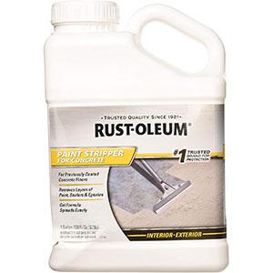 RUST-OLEUM 310984 Gallon Gallon Concrete Paint Stripper