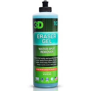 3D Eraser Gel Hard Water Stain Remover