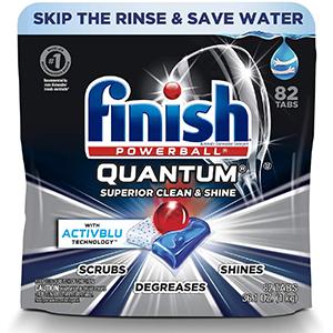 Finish Quantum Powerball Detergent