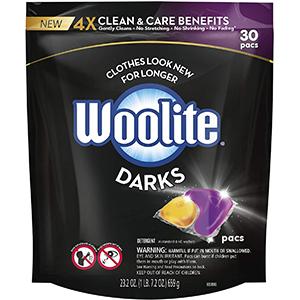 Woolite Darks Pacs