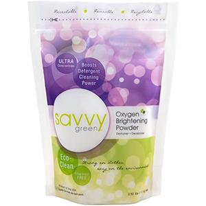 Savvy Green Oxygen Brightening Powder